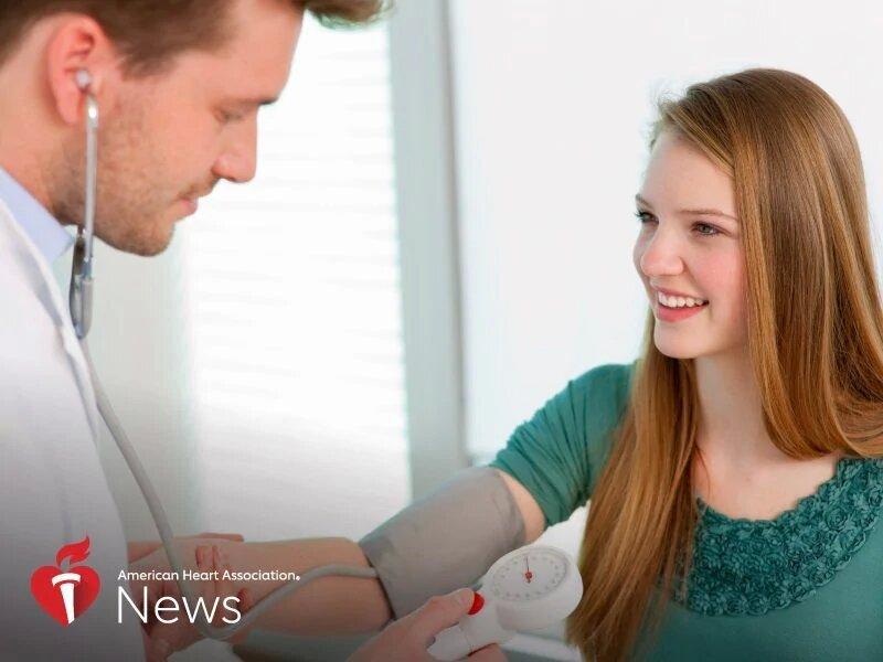 Kinder mit hohem Blutdruck müssen den reibungslosen..